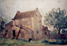 Barnburgh Mill a Painting by Madge Sinclair date unknown